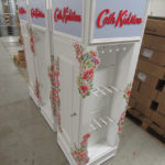 cath kitson watch floor stand displays